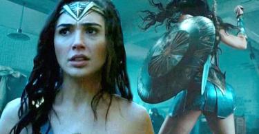 Gsl Gadot Sword Shield Wonder Woman