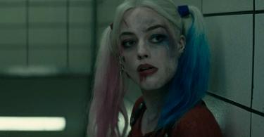 Margot Robbie Harley Quinn Suicide Squad Trailer