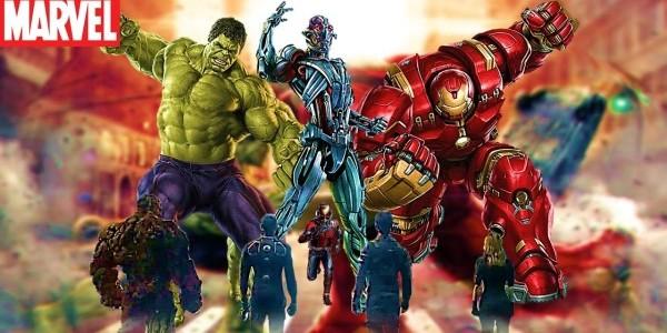 Marvel films of 2015