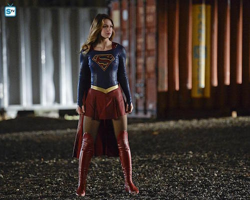 Melissa Benoist The Girl Who Had Everything Supergirl