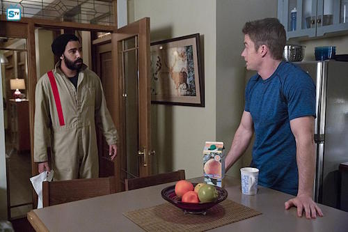 Rahul Kohli Robert Buckley Fifty Shades of Grey Matter iZombie