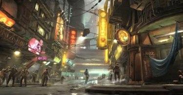 Star Wars Underworld Concept Art