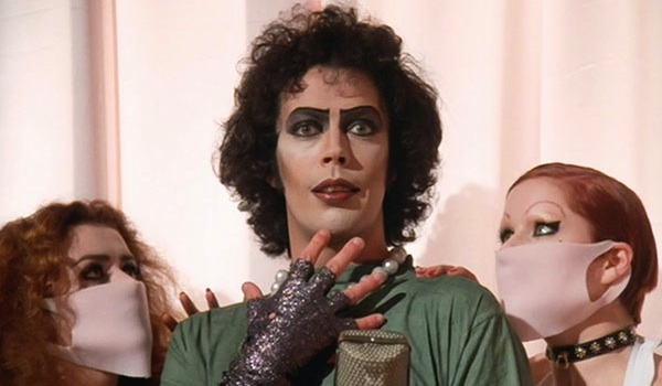 Tim Curry Patricia Quinn Nell Campbell Rocky Horror Picture Show