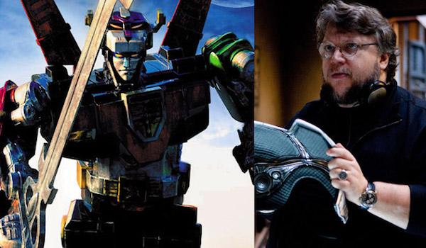 Voltorn Guillermo del Toro