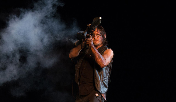 Norman Reedus The Walking Dead No Way Out