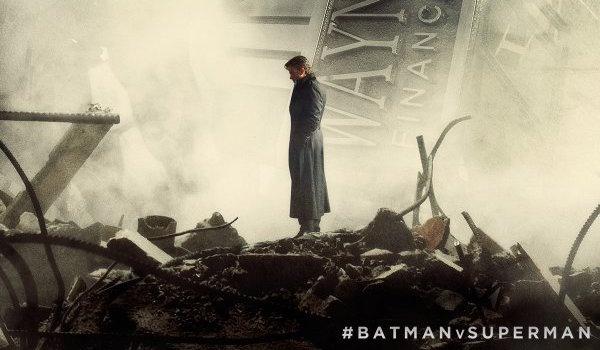 Ben Affleck Batman v Superman: Dawn of Justice Promotional Still