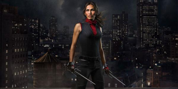 Elodie Yung Daredevil season two