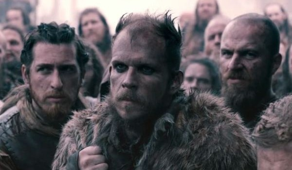 Gustaf Skarsgard Vikings Kill the Queen