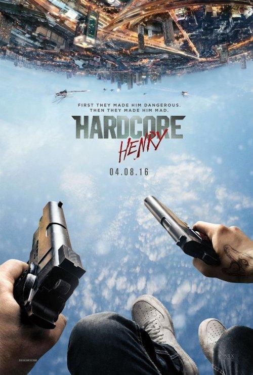 Hardcore Henry Movie Poster