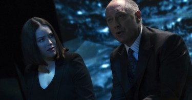 James Spader Megan Boone The Blacklist