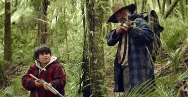 Julian Dennison Sam Neill Hunt for the Wilderpeople