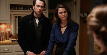 Keri Russell Matthew Rhys The Americans Stingers