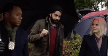Malcolm Goodwin Rahul Kohli Rose McIver Physician, Heal Thy Selfie iZombie Trailer