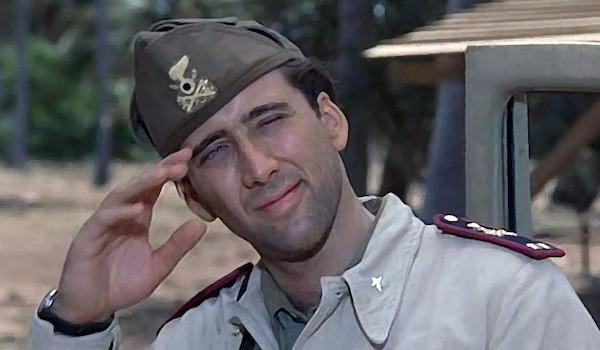 Nicolas Cage Tempo di Uccidere