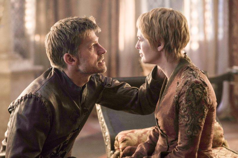 Nikolaj Coster-Waldau Lena Headey Game of Thrones Season 6