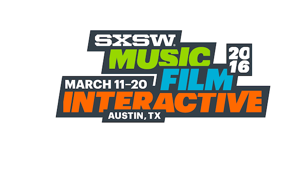 South by Southwest Film Festival 2016 Logo