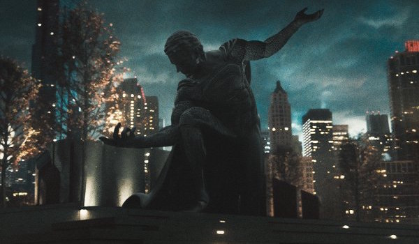 Superman Statue Batman v Superman: Dawn of Justice