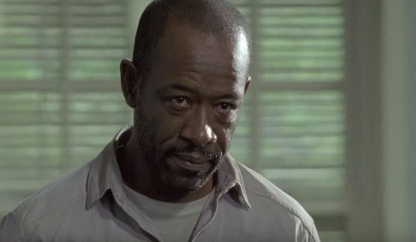The Walking Dead Lennie James Not Tomorrow Yet