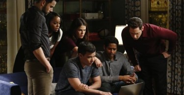 Alfred Enoch Aja Naomi King Conrad Ricamora Jack Falahee Karla Souza Matt McGorry How To Get Away With Murder