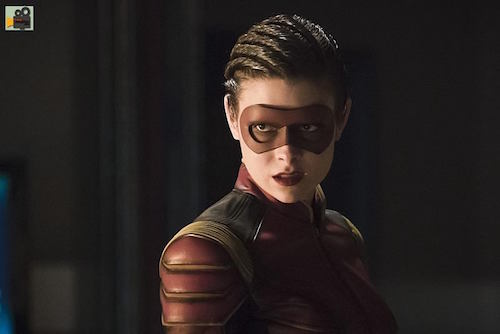 Allison Paige Trajectory The Flash