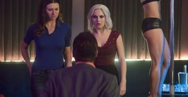 Aly Michalka Rose McIver Daran Norris Pour Some Sugar, Zombie iZombie