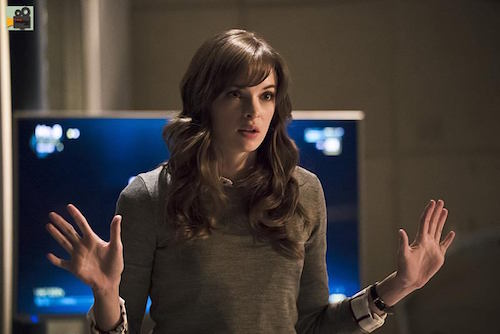 Danielle Panabaker Trajectory The Flash