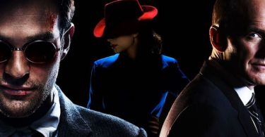 Daredevil Agent Carter Agents of SHIELD