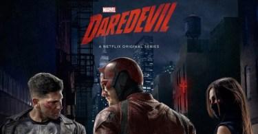 Daredevil Season 2 TV Show Poster