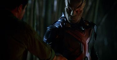 Dean Cain David Harewood Manhunter Supergirl
