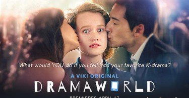 Dramaworld TV Show Poster