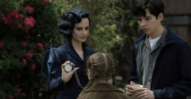 Eva Green Asa Butterfield Miss Peregrine's Home for Peculiar Children