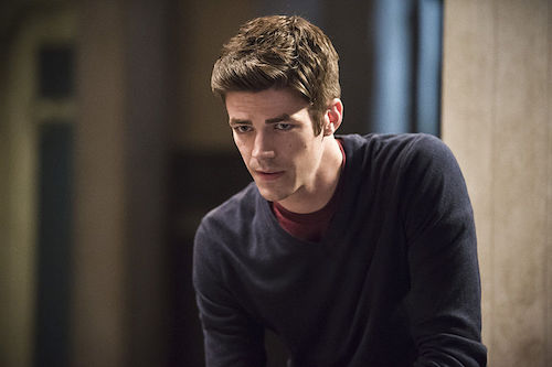 Grant Gustin Versus Zoom The Flash