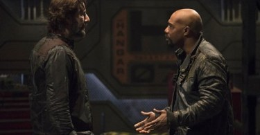 Henry Ian Cusick Michael Beach The 100 Terms and Conditions
