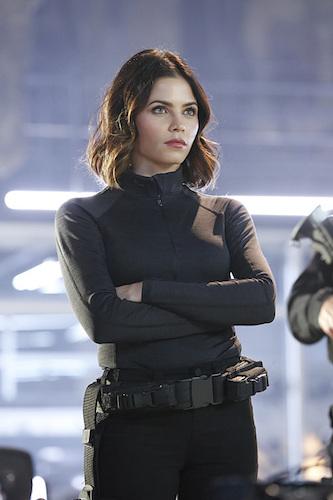 Jenna Dewan-Tatum World's Finest Supergirl