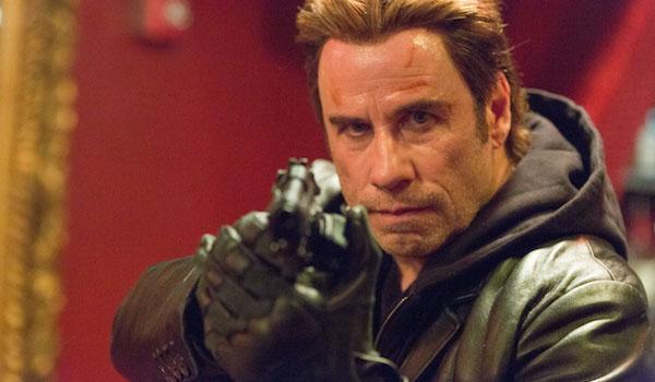 John Travolta I Am Wrath