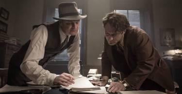 Jude Law Colin Firth Genius