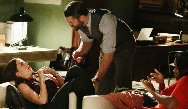 Karla Souza Charlie Weber Aja Naomi King How To Get Away With Murder