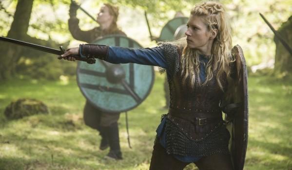 Katheryn Winnick Vikings Promised