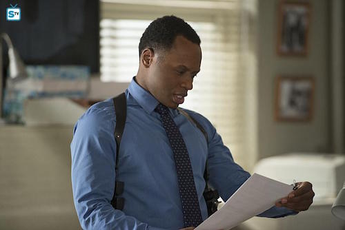 Malcolm Goodwin Reflections of What Liv Used To Be iZombie