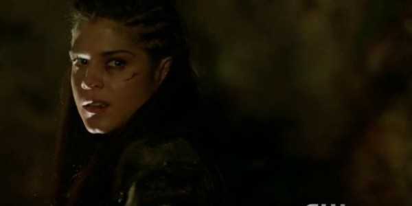 Marie Avgeropoulos The 100 Stealing Fire