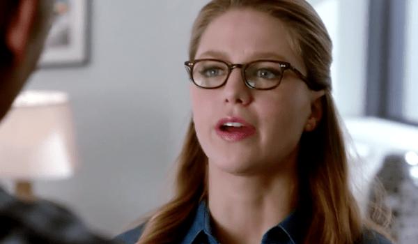 Melissa Benoist Manhunter Supergirl Trailer