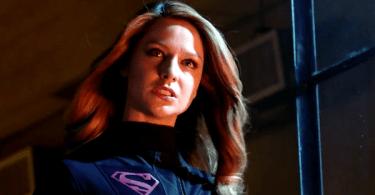 Melissa Benoist Supergirl Falling Trailer