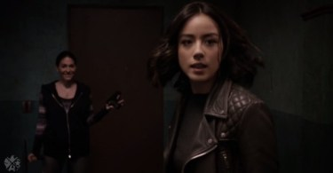Natalia Cordova-Buckley Chloe Bennet Agents of S.H.I.E.L.D. Bouncing Back