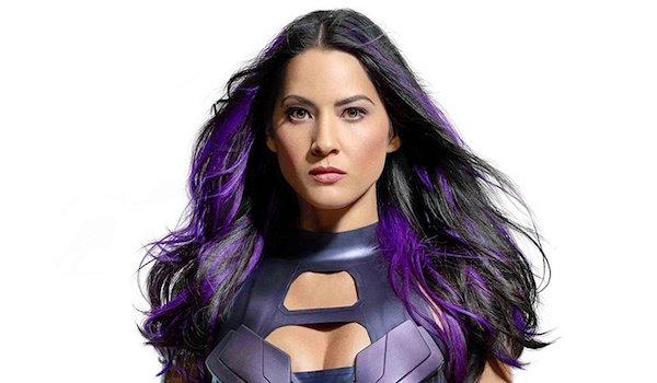 Olivia Munn Psylocke X-Men: Apocalypse