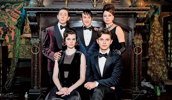 Penguin Family Portrait Gotham