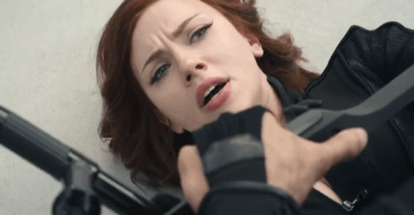 Scarlett Johansson Captain America: Civil War