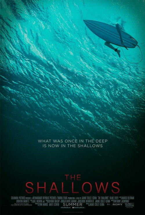 The Shallow movie poster
