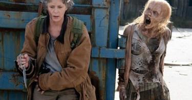 The Walking Dead Melissa Mcbride Last Day On Earth