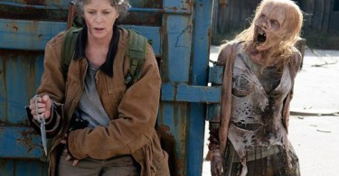 The Walking Dead Melissa Mcbride Last Day On Earth