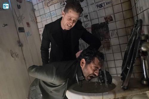 Ben McKenzie Pinewood Gotham